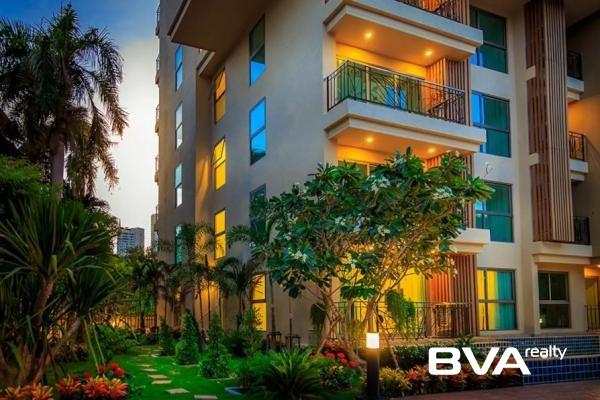 City Garden Tropicana Pattaya Condo For Rent North Pattaya