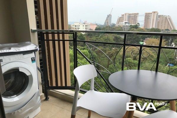 condo for sale Pattaya North Pattaya City Garden Tropicana