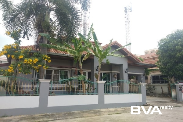 Classic Village Pattaya House For Rent East Pattaya