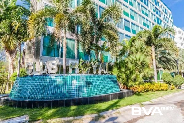 Club Royal Pattaya Condo For Rent North Pattaya