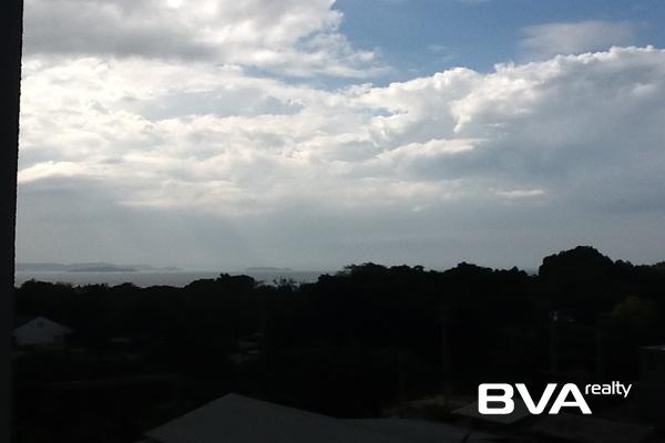 Cosy Beach View Pattaya Condo For Rent Pratumnak