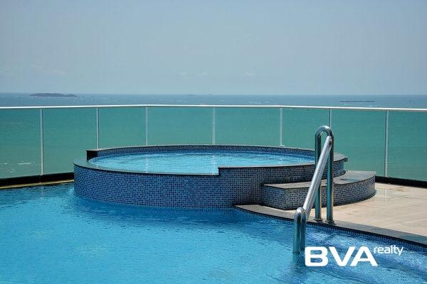 condo for sale Pattaya Pratumnak Cosy Beach View
