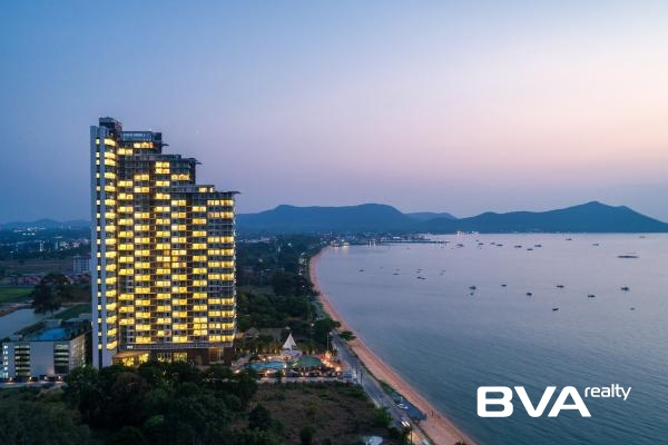 Del Mare Pattaya Condo For Sale Bang Saray