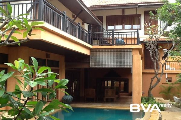 Pattaya House For Rent Dharawadi Na Jomtien