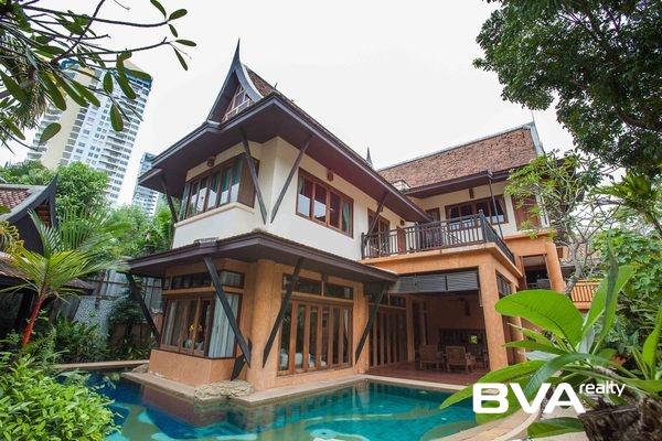 Pattaya House For Sale Dharawadi Na Jomtien