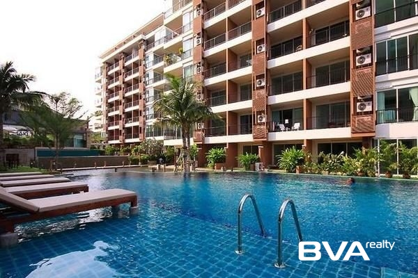 Diamond Suites Pattaya Condo For Rent Pratumnak