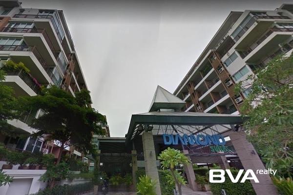 Diamond Suites Pattaya Condo For Sale Pratumnak
