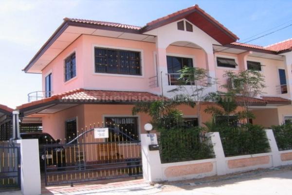 Pattaya House For Rent Eakmongkol Jomtien