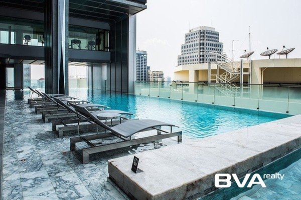 Edge Sukhumvit 23 Bangkok Condo For Rent Asoke