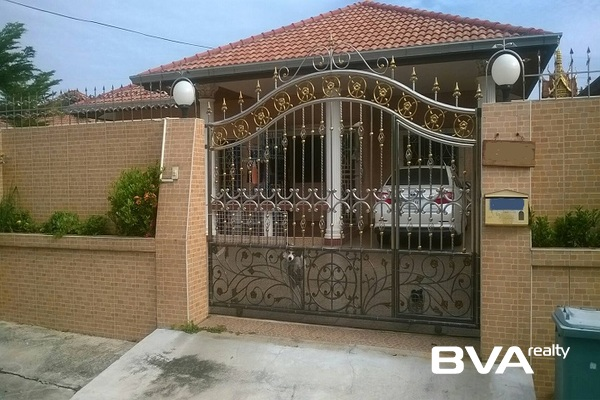 Ekmongkol Pattaya House For Rent East Pattaya