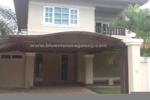 European Home Place Pattaya House For Rent East Pattaya