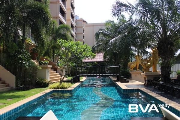 Pattaya Condo For Rent Executive Residence 2 Pratumnak
