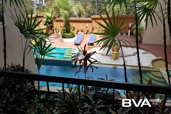 Pattaya Condo For Rent Executive Residence Pratumnak