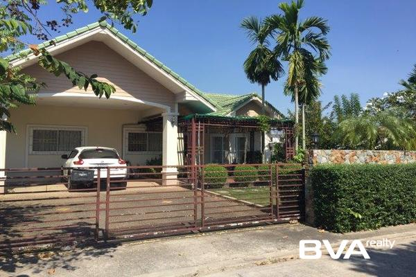 Pattaya House For Sale Foresta 4 ( Suwarinee ) East Pattaya