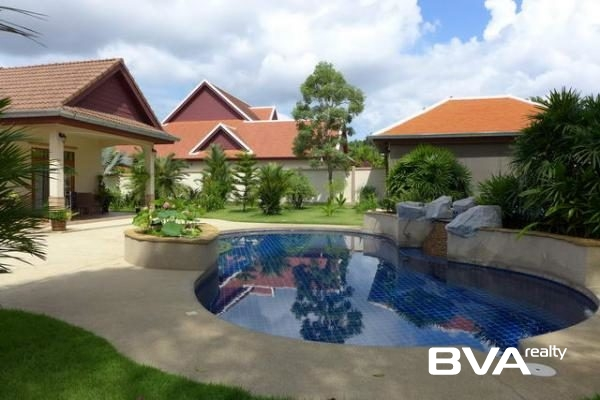 Foxlea Villa Pattaya House For Rent East Pattaya