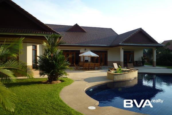Pattaya House For Rent Foxlea Villa East Pattaya