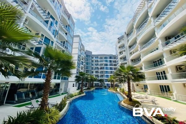 Grand Avenue Residence Condo For Rent Central Pattaya