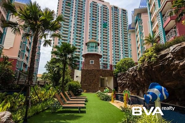 condo for rent Pattaya Jomtien Grande Caribbean