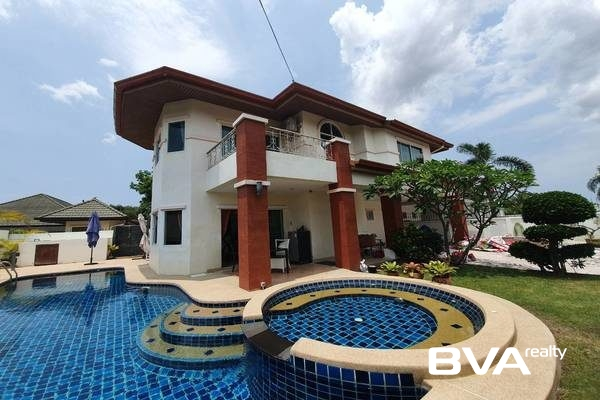 Greenfield Villas 1 Pattaya House For Rent East Pattaya