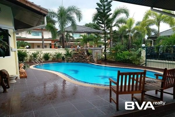 Green Field Villas 1 Pattaya House For Rent East Pattaya