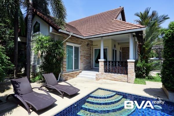 Green Residence Pattaya House For Rent Jomtien