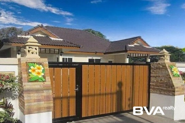 Pattaya House For Sale Green View Village East Pattaya