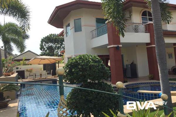 Pattaya House For Rent Greenfield Village East Pattaya