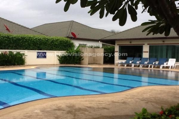 Pattaya House For Sale Greenfield Village East Pattaya