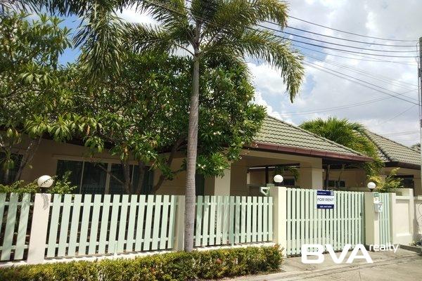 Greenfield Villas 3 Pattaya House For Rent East Pattaya