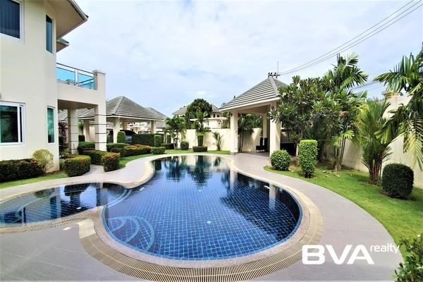Greenfield Villas 5 Pattaya House For Rent East Pattaya
