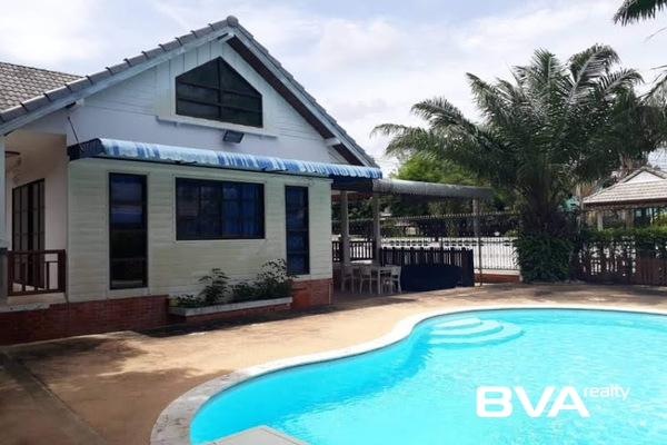 Greenview Village Pattaya House For Rent East Pattaya