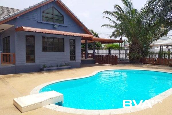 Greenview Village Pattaya House For Rent East Pattaya
