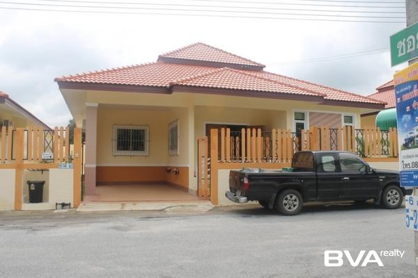 Pattaya House For Rent Greenview Village East Pattaya