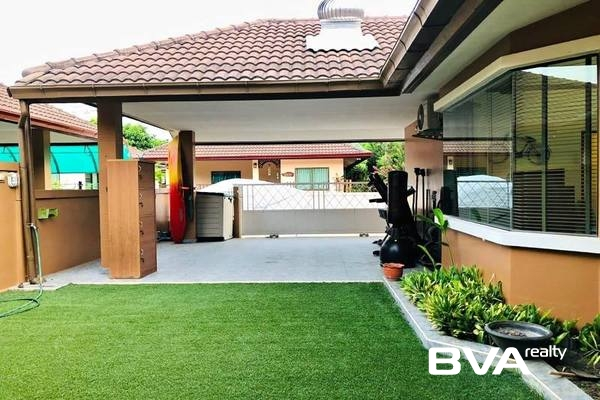 Pattaya House For Rent Hillside Village East Pattaya