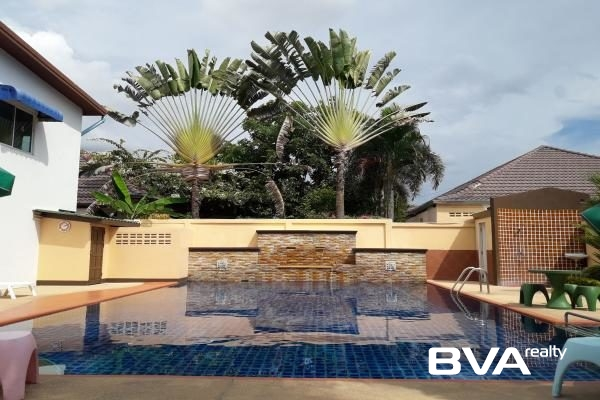Hillside Village Pattaya House For Rent East Pattaya