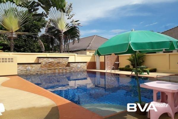 Hillside Village Pattaya House For Rent East Pattaya