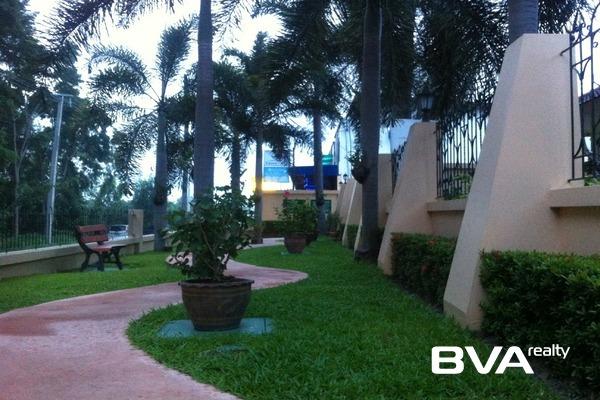 Pattaya House For Sale Hillside Village East Pattaya