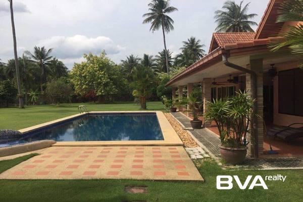 Pattaya House For Sale Na Jomtien