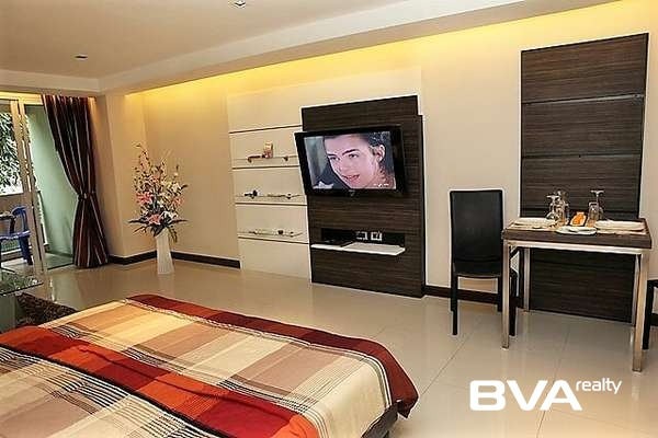 condo for rent Pattaya Pratumnak Hyde Park Residence 1