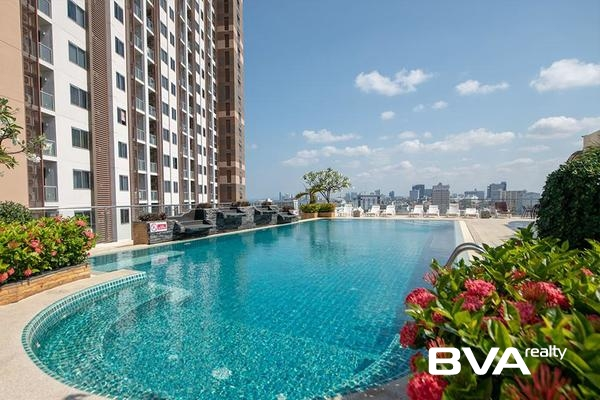 Pattaya real estate property condo Hyde Park Residence 1