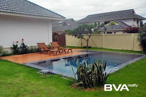Impress House Village Pattaya House For Sale East Pattaya