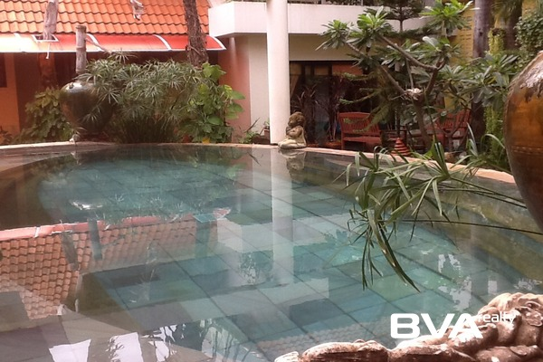Pattaya House For Rent Jomtien Palace Jomtien