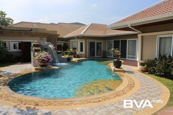 Jomtien Park Villas Pattaya House For Rent Jomtien
