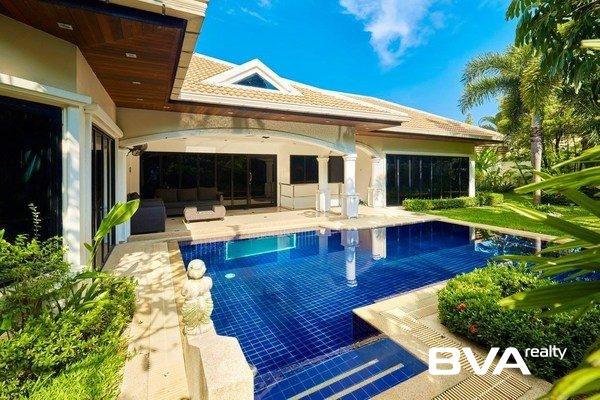 Jomtien Park Villas Pattaya House For Rent Jomtien