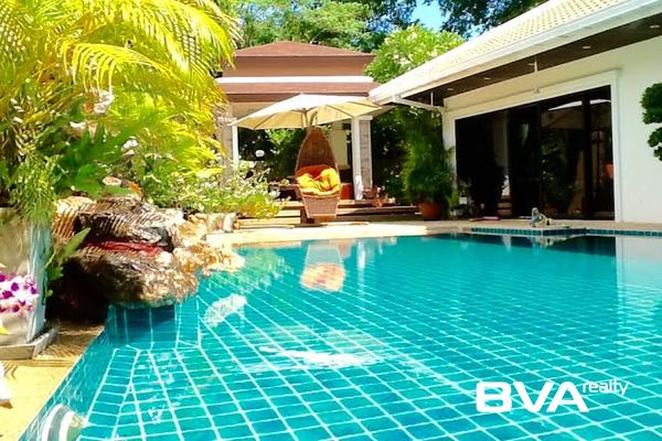 Jomtien Park Villas Pattaya House For Sale Jomtien