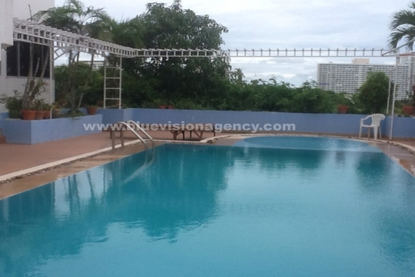 Pattaya Condo For Rent Jomtien Sweet Condo Two Pratumnak
