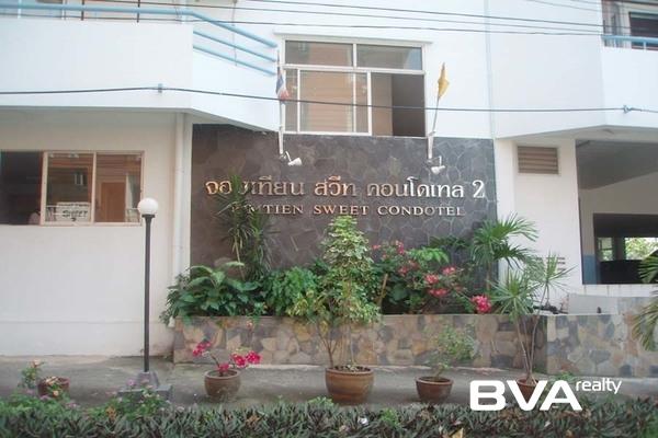 condo for sale Pattaya Pratumnak Jomtien Sweet Condo Two