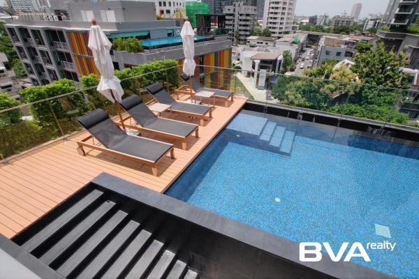 Liv@49 Bangkok Condo For Rent Watthana