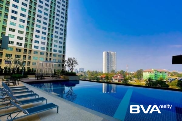Pattaya Condo For Rent Lumpini Condo Town North Pattaya