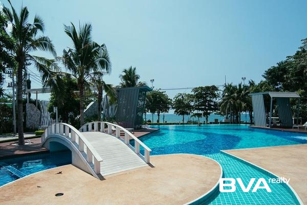 Pattaya Condo For Rent Lumpini Sea View Jomtien